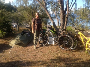 Sandy Bay Campsite
