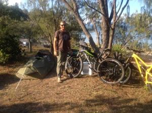 Sandy Bay Campsite