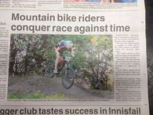 Article in this weeks Whitsunday Times