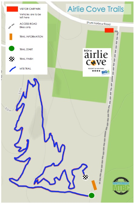 4. Airlie Cove Trails